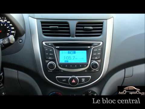 2012 Hyundai Accent berline.wmv