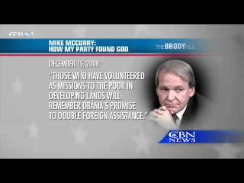 Mike McCurry - President Obama's Faith - CBN.com