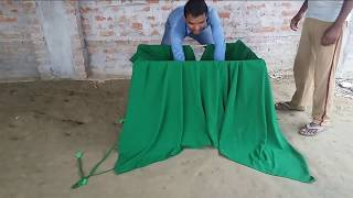 बच्चा को कबूतर कैसे बनाते है? जादू सीखे || dove magic trick reveled in hindi
