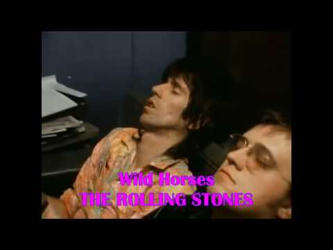 The Rolling Stones  Wild Horses  HD