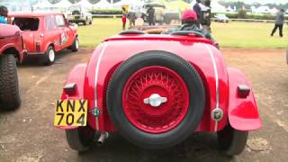 The Cba Africa Concours D'Elegance 2016