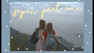 come travelling with me japan part one