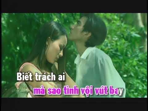 karaoke Phút Biệt Ly  Hạ Vy & Huy Vũ