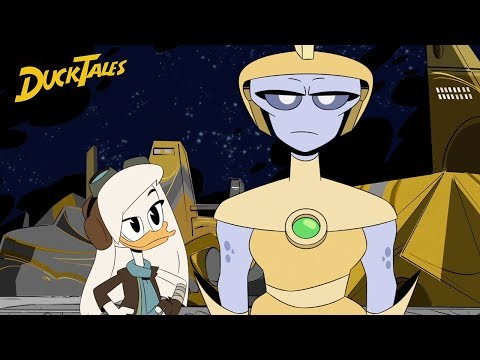 Golden Spear | DuckTales | Disney Channel