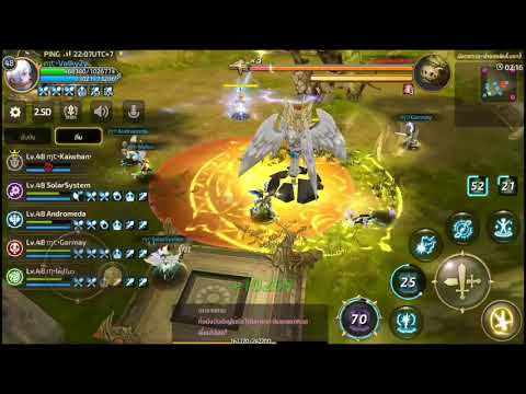 Dragon nest M : Sea Dragon Stage5 (Hell mode) by.Mystic Guild
