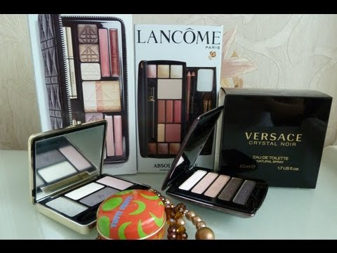 Покупки в Duty Free (Versace, Guerlain, Dior, Lancome и др.)
