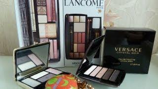 Покупки в Duty Free (Versace, Guerlain, Dior, Lancome и др.)(в этом видео я покажу вам свои покупки, совершенные в Duty Free Внуково и в аэропорту Бургас 1. Палетка теней..., 2012-08-08T12:04:37.000Z)