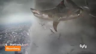 'Sharknado 2' Was a 'No Brainer': Producer Paul Bales