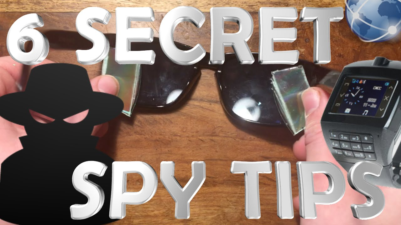 Photo Hacks With Everyday Objects Using >> 6 Easy Spy Tricks With Household Items Youtube