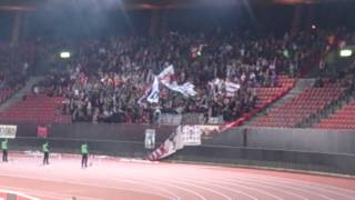 Sion Fans In Zürich
