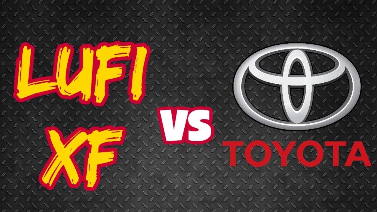 Download Lufi XF vs 2018 Toyota Fortuner 4K