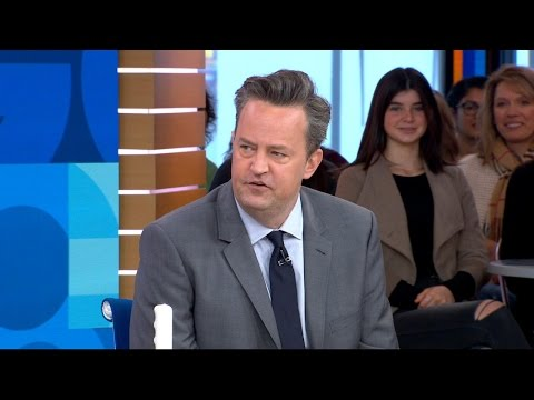 Matthew Perry opens up about 'The Kennedys'  GMA