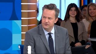 Matthew Perry opens up about 'The Kennedys' | GMA
