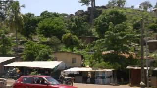 mon voyage à travers la Côte d'Ivoire