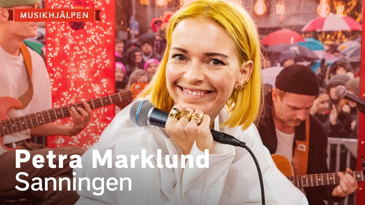 Petra Marklund - Trubbel (Faktumgalan 2018) - YouTube