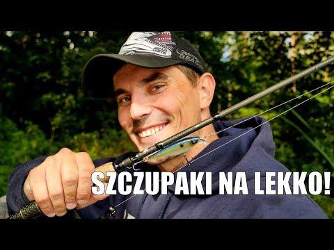 Łowienie szczupaków NA LEKKI SPINNING | Vlog #78