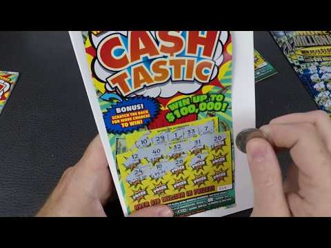 Secret Tips How To Win Playing Lottery SCRATCH OFFS !!!  Proven Method ???