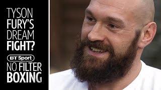 Full Tyson Fury fan Q&A interview | Dream opponent, dream venue, beard grooming, Wikipedia editor