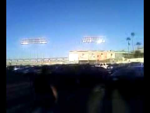 Goin inside Dodger Stadium Opening Day 2011