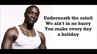 Скачать DJ Antoine Feat Akon Holiday Lyrics