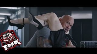 La Alegria - Scott Rill (REMIX) || THAT'S MY SISTER || Skyscraper freefall scene || {Hobbs and Shaw_