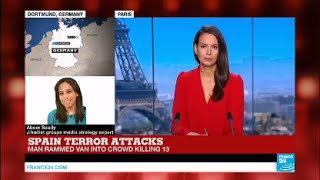 Spain Terror Attacks  How do they play into the Islamic State's media strategy