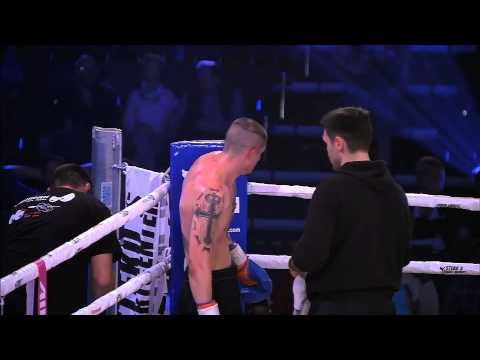 Kommentar Undercard Stekos Fight Night Kyrill Ring