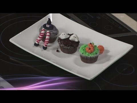 Studio 10: halloween cupcakes - SHMILY Tree Bakery