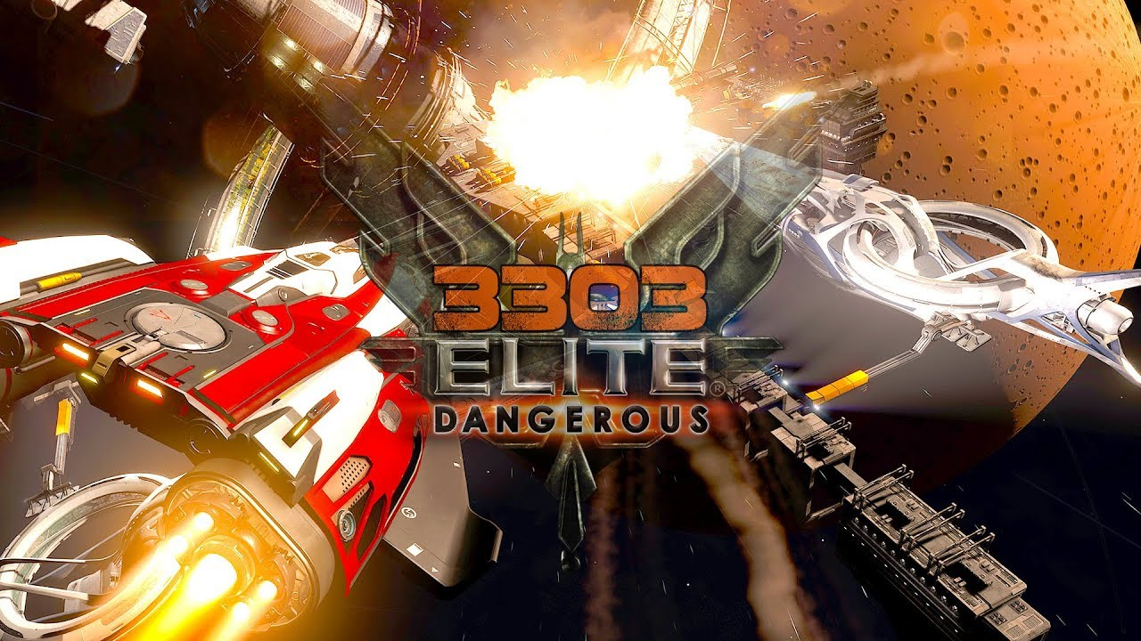 3303 Elite Dangerous - 4k Support for Xbox One X, Hostile Tracking System  and