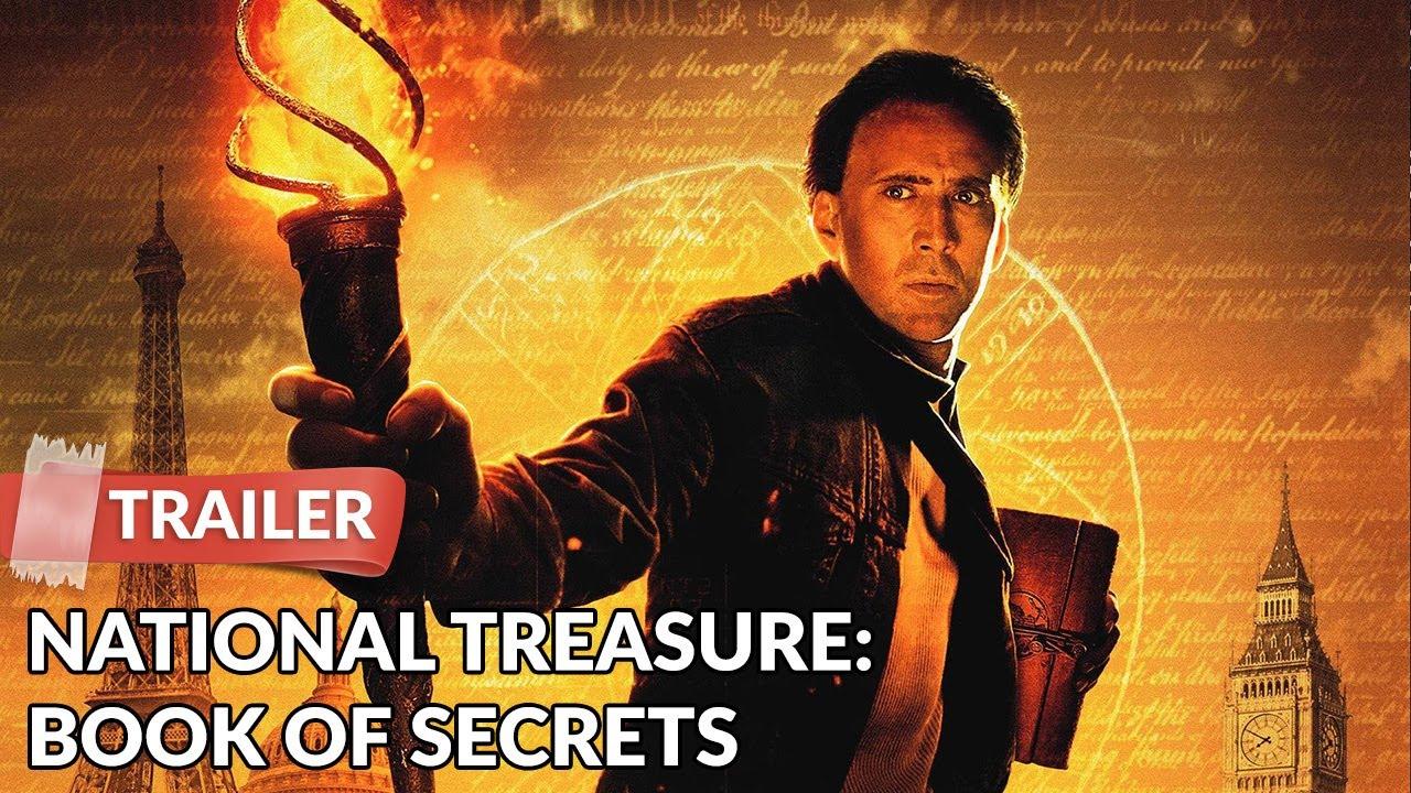 National Treasure Book Of Secrets 2007 Trailer Hd Nicolas Cage Diane Kruger Youtube