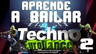 Asi se baila Techno Eurodance Vol.2 |RCool Mixed|M3GAMIXR