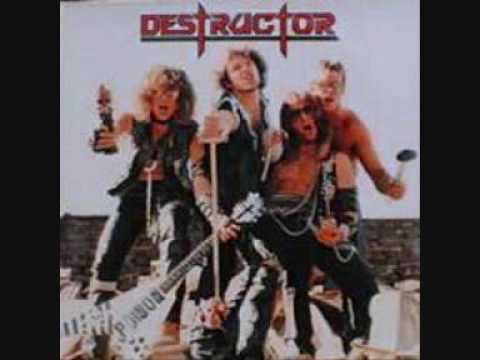 Destructor - Iron Curtain