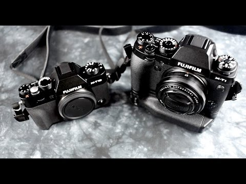Angry Photographer Fuji X T1 VS T10 The Nagging Deep Down Differences