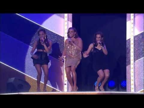 Sister Sledge - He's the greatest dancer - Live Show Etam 2012