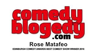 Edinburgh Comedy Awards Best Comedy Show Winner 2018: Rose Matafeo