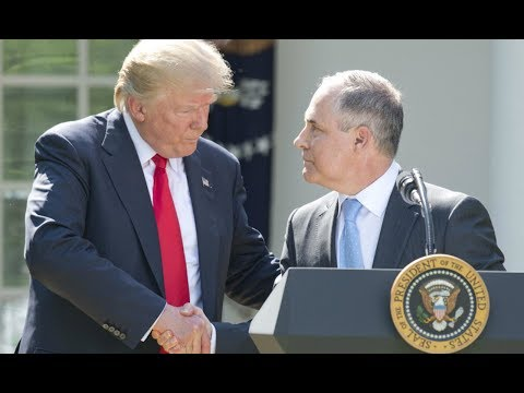 Thumbnail: Trump Keeps Stacking EPA With Fossil Fuel Stooges