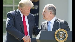 Trump Keeps Stacking EPA With Fossil Fuel Stooges
