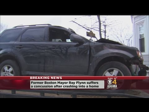 Ray Flynn Passed Out Before South Boston Crash