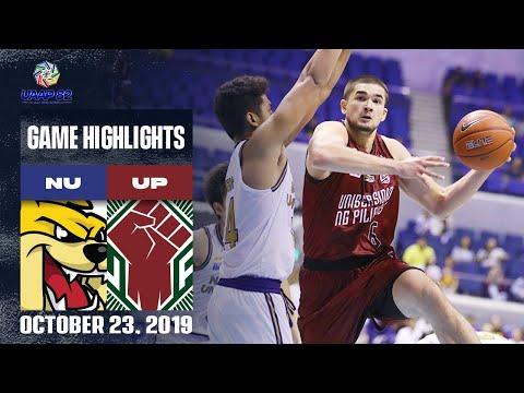 NU vs. UP - October 23, 2019 | Game Highlights | UAAP 82 MB