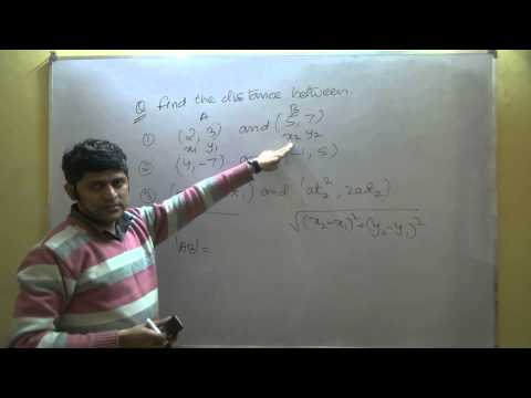 Class 11 XI Maths CBSE - Coordinate Geometry Introduction
