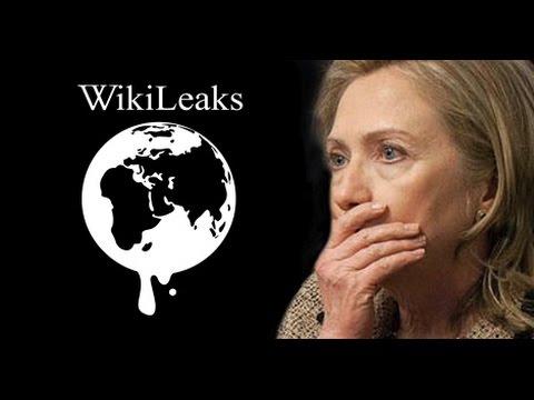 3 wissenswerte WikiLeaks Enthüllungen zu Clinton