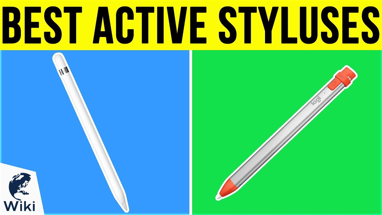 Top 9 Active Styluses Of 2019 Video Review