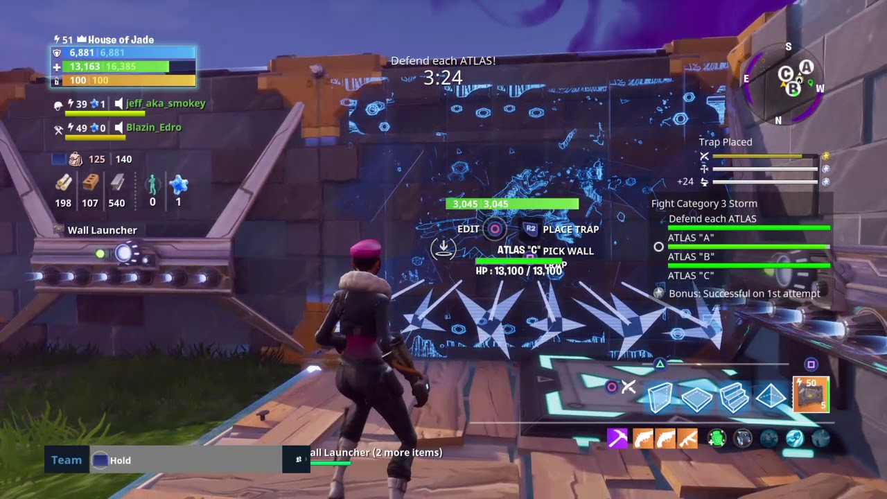 Fortnite The Death Pit Youtube - fortnite the death pit