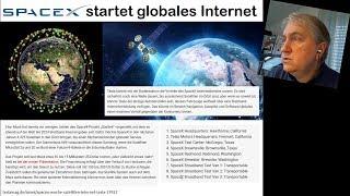 Internet von SpaceX (NEWS KW07/2018) | Tip: Model 3 SOFORT!