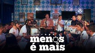 Roda de samba do GRUPO MENOS É MAIS