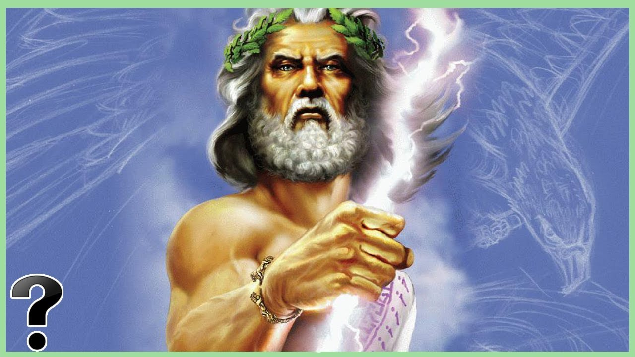 What If The Greek Gods Were Real? - YouTube