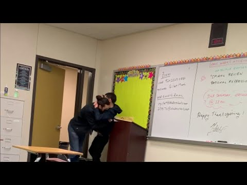 Video from inside Miami-Dade classroom shows substitute teacher slam student to ground