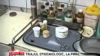 TRIAJUL EPIDEMIOLOGIC, LA FINAL