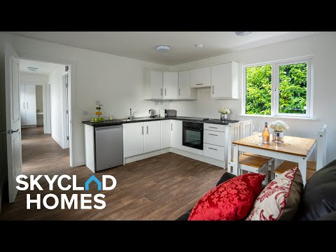 SkyClad Homes - Steel Frame Modular Housing In Ireland