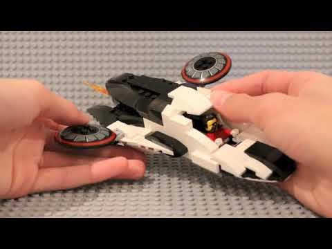 Lego Sonic The Hedgehog Movie Robotnik S Ship Moc Review Youtube
